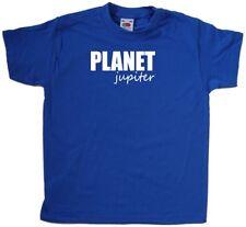 Planet Jupiter Kids T-Shirt