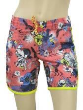 O'Neill Shorts de bañO Boardshort Flores rojo amarillo Floral Cordón