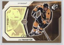 2003-04 SPx Radiance #6 Joe Thornton Boston Bruins Hockey Card