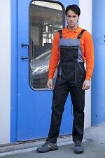 Salopette Pantalone Pantaloni da Lavoro Uomo Donna Pettorina Tuta Meccanico 28c0db4fcc3
