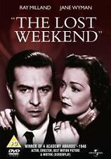 THE LOST WEEKEND DVD BILLY WILDER 40S FILM MOVIE JANE WYMAN