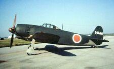 1/7 Scale Japanese WW-II N1K2 George Plans,Templates