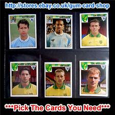 ☆ Merlin Premier League 95 (VG) - Numbers 200 to 529  *Please Choose Stickers*