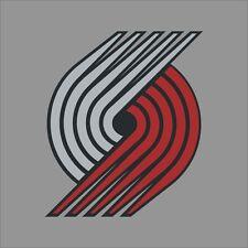Portland Blazers #2 NBA Team Logo Vinyl Decal Sticker Car Window Wall