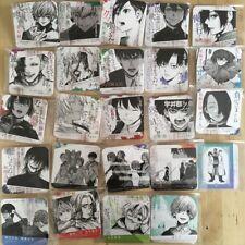 Tokyo Ghoul :re Art Coaster vol.2 Kaneki Touka Urie Juzo Uta Ui Shu Yomo Naki