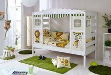 Kinder Etagenbett Haus : Ein hausbett für geschwister wir verwandeln etagenbett in