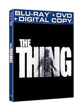 The Thing (Blu-ray/DVD 2010) John Carpenter