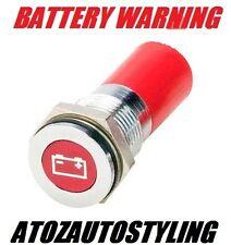 Savage advertencia de batería de luz Kit Car * Facil De Colocar *