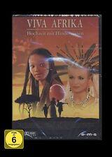 DVD VIVA AFRIKA - HOCHZEIT MIT HINDERNISSEN - ROMANTIK-KOMÖDIE *** NEU ***