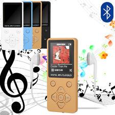 Portable Bluetooth Mp3 Mp4 Player Colour Screen Fm Radio Video Games Movie