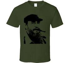 President Fidel Castro Cuba Latino Hispanic communism t shirt