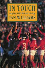 IAN WILLIAMS AUSTRALIA & JAPAN RUGBY PLAYER BOOK