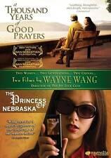 A Thousand Years Of Good Prayers / The Princess Of Nebraska (DVD, 2009, 2-Disc S