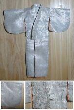 Barbie Japanese Exclusive Silver Kimono #B901-1 Vhtf