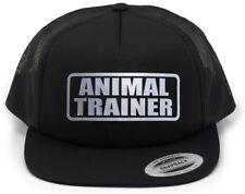 Animal Trainer Hat, baseball caps, reflective imprint.