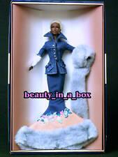 INDIGO OBSESSION Runway Series Byron Lars Barbie Doll AA African American NRFB