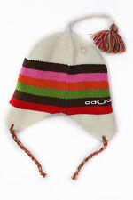 Cappello da bambino bianco Cacao junior lana berretto invernale corpicapo moda