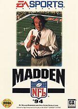 Madden NFL '94  (Genesis, 1993)