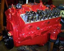 SBC CHEVY 5.0 5.7 350 327 305 307 4.3 GASKETS PISTONS ENGINE REBUILD KIT on DVD