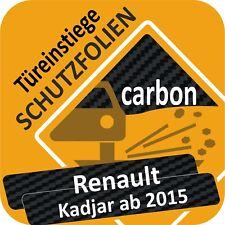 Renault Kadjar Lackschutzfolie Türeinstiege Schweller Schutzfolie
