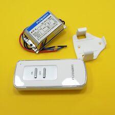 Encendido/apagado de control remoto inalámbrico 230 V Controlador Digital Interruptor Luz Botón