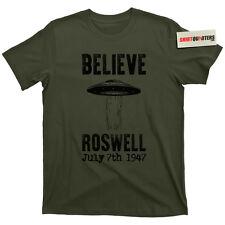 Roswell Crash Archons Aliens Disclosure x files Phoenix lights NASA Tee T Shirt