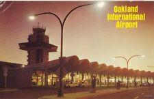 OAKLAND INTERNATIONAL AIRPORT TERMINAL CALIF 1969