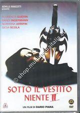 SOTTO IL VESTITO NIENTE 2 (1988) Florence Guerin DVD