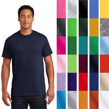 Gildan 8000 DryBlend 50/50 Cotton Poly T-Shirt