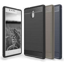 Handy Schutz Hülle für Nokia Armor Case Silikon Cover Dünn Weich Plastik Slim
