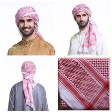 Muslim Turban Islamic Kaffiyeh Arab Men Scarf kaffiyeh Hijab Headwear 55in*55in