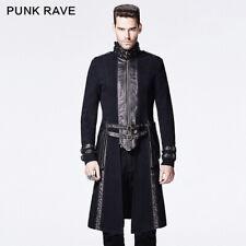 Punk Rave Heren Jas - Steampunk - Gothic - Victoriaans - Military - Y-589
