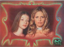 "Buffy Connections - P-1 ""Dawn & Buffy"" Promo Card"