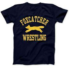 Inspired By Fox Catcher Wrestling T-Shirt 100% Premium Cotton