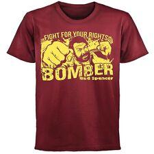 BOMBER Bud Spencer Jerry Calà boxe trash pugilato Michele Lupo Giorgione T-SHIRT