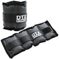 DTX Fitness Gewichtsmanschetten Gewichte Handgelenke Fußgelenke - Größe wählbar