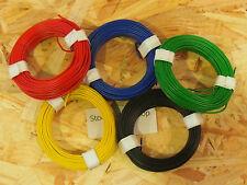 Kabel Kupferschalt Draht Litze 0.5