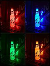 Nascar #4 Kevin Harvick Car Racing Beer Bottle 12oz Beer Bottle Light Led Mens