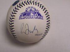 GREG MADDUX SIGNED RAWLINGS MLB 1998 ALL-STAR GAME BASEBALL AUTOGRAPH AUTO COA