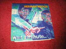LP Rock Herman Brood Wait A Minute AVES