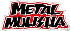METAL MULISHA DECAL STICKER  ** FREE SHIPPING **