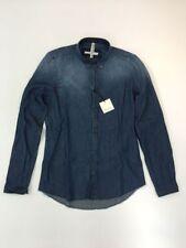 Berna Italia camicia jeans uomo art. 68825 col. jeans