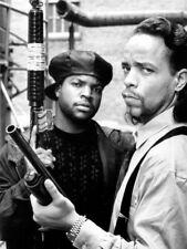 Trespass Movie 1992 Ice-T Ice Cube Hip-Hop Gangsta Rap Giant Print POSTER Plakat