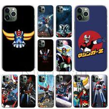 UFO Robot Grendizer Hard Case For iPhone 11 Pro XS Max XR X 10 6 7 Plus 8 plus