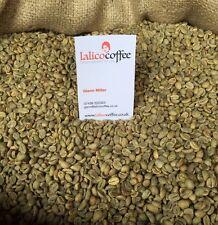 Volcánica Java Kopi G1 Verde/Raw Arabica Café Para Hogar asar de Indonesia
