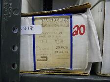 3/4x6-1/4 Carbon Steel Wedge Anchor Part#ER2713 20pc/box (BB317-1)