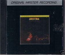 Franklin, Aretha Live at Fillmore West MFSL Silver CD