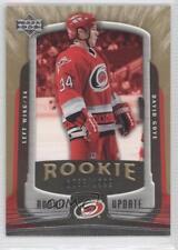 2005 Upper Deck Rookie Update #116 David Gove Carolina Hurricanes RC Hockey Card