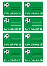 Heftaufkleber Stickerbogen Schuletiketten mit Name Klasse Schule Fach Etiketten
