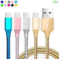 Ladekabel Typ-C USB-C 1M Datenkabel für Samsung Galaxy S8/S9 Sony XZ2 XA1 Huawei